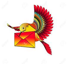 bird-letter